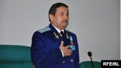 Бывший генеральный прокурор Узбекистана Рашид Кадыров.