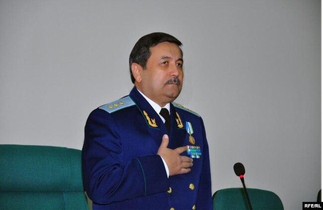 15 йил Бош прокурор вазифасини бажарган Рашитжон Қодиров шу йил 22 февралда ҳибсга олинганди