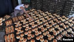 Илустрација: Пекарница во Пакистан.