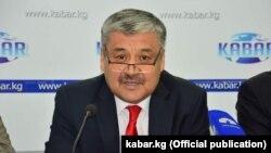 Кыргызбай Осмонов.