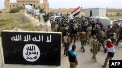 Ирак армиясы Тикритти бошоткондон кийин