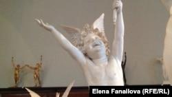 Скульптура из музея Андерсена в Риме