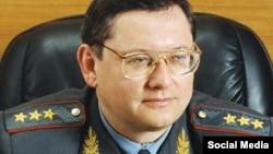 Заместитель министра внутренних дел России Игорь Зубов
