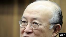 International Atomic Energy Agency chief Yukiya Amano