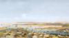 Carlo Bossoli. Aqyar manzarası, 1856 senesi