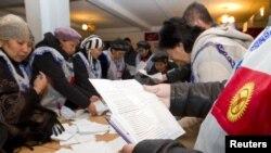 Киргизия, Ош, 30 октября 2011
