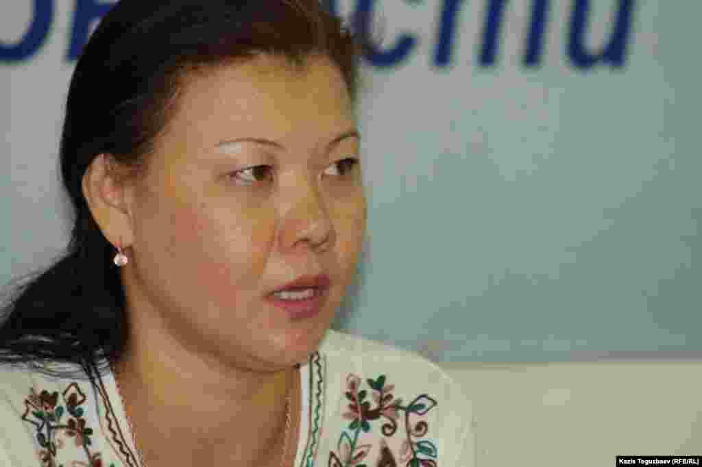 Ефрейтор Шугыла Пралиева в третий раз проиграла суд за право восстановления на воинской службе. Апелляционная коллегия Военного суда Казахстана 3 сентября отказала в удовлетворении жалобы.