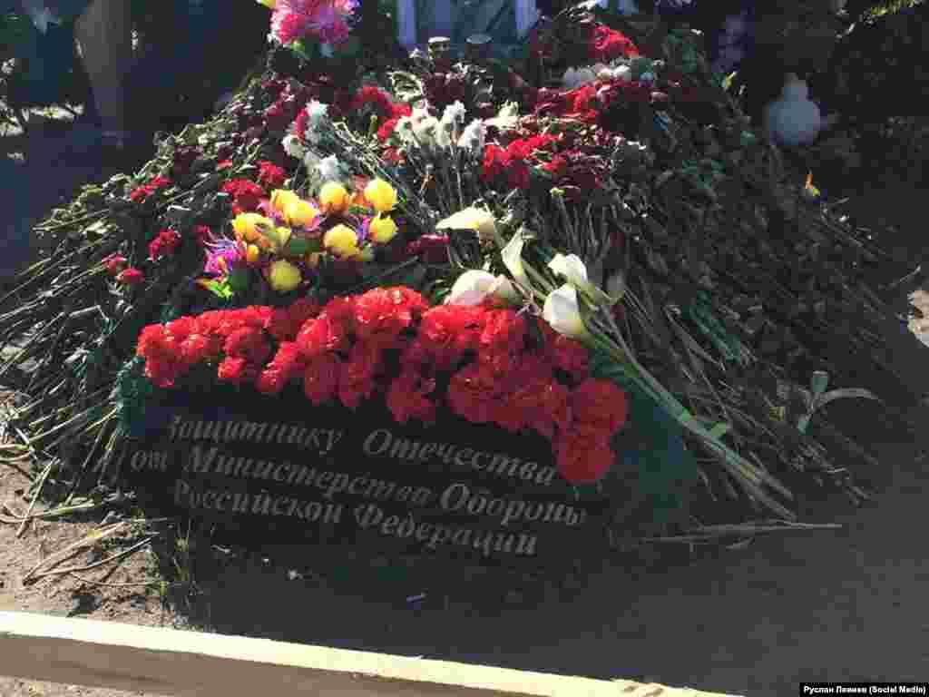 """Могила Антона Савельева, """"Савы"""""""