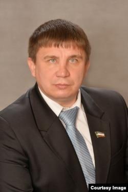 Олег Иванов, фото - сайт Верховного совета Хакасии