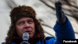 Ресейлікблогер Сергей Городишенин.
