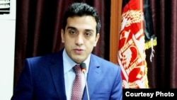 Afghanistan -- Tawab Ghorzang Strategic Communications Director and Spokesperson of The National Security Council Office, 19 June 2016