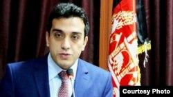 تواب غورزنگ رئیس روابط ستراتیژیک و سخنگوی شورای امنیت ملی افغانستان