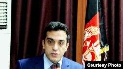 تواب غورزنگ سخنگوی شورای امنیت ملی افغانستان