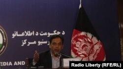 وحید عمر مشاور روابط عامه و استراتژیک رئیس جمهوری افغانستان