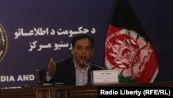 """وحید عمر: """"حکومت افغانستان میگوید آمادهگیهایش را برای اشتراک در نشستصلحچین گرفته است"""""""