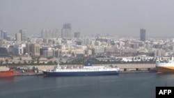 د متحده عرب اماراتو دبۍ ښار
