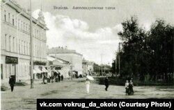 Вологда в начале 20-го века