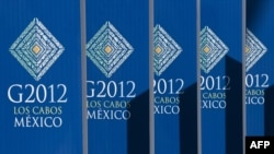 Logo e samitit G20 në Meksikë