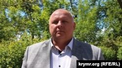 Заместитель прокурора АРК Сергей Попов