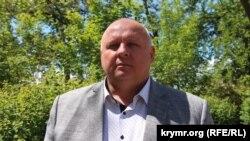 QMC prokurorınıñ muavini Sergey Popov