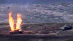 آغاز درگیریهای سنگین بین آذربایجان و ارمنستان در قرهباغ