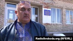 Віталій Веліконда, глава Трьохізбенської військово-цивільної адміністрації