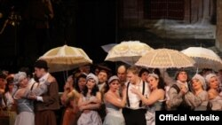 """Кармен"" операсыннан күренеш"