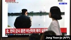 روز چهارشنبه ستاد مشترک ارتش کره جنوبی تائید کرد که کره شمالی دو موشک بالیستیک کوتاهبرد پرتاب کردهاست.
