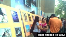 في معرض الصور لمهرجان اكاديمية الفنون