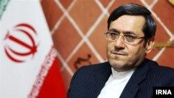 حسن قشقاوی، معاون کنسولی وزیر خارجه ایران