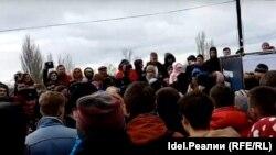 Митинг в Самаре 26 марта