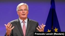 Глава делегации ЕС Мишель Барнье