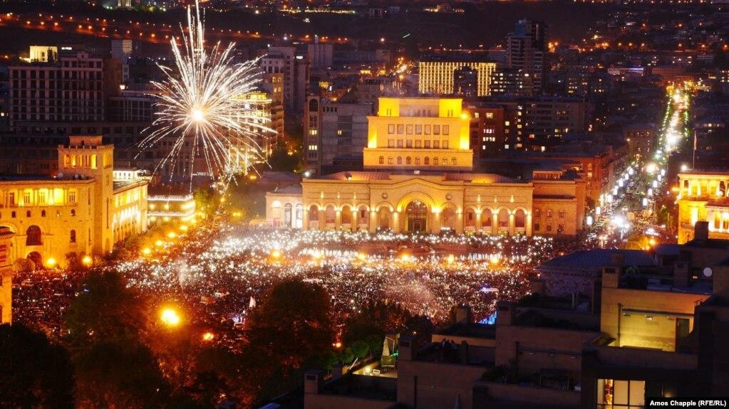 Пашинян: новый премьер-министр будет выбран в течение недели