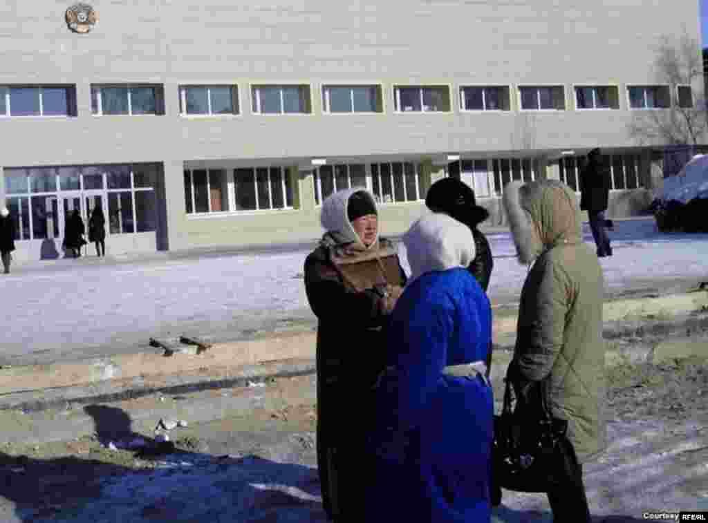 Казахстан. 13 – 17 февраля 2012 года #11