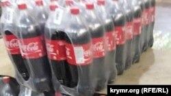 Напитки Coca-Cola.