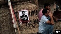 Участники акций протеста в Турции сравнивают Эрдогана с Гитлером