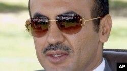 احمد علی صالح گفته که «من نبرد را تا بیرون راندن آخرین حوثی از یمن رهبری خواهم کرد. خون پدرم زنگ خطری برای ایران خواهد بود».