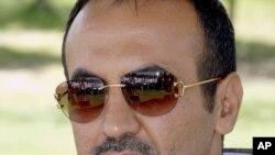 Ахмед Али Салех - сын экс-президента Йемена Али Абдаллы Салеха