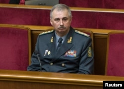 Новый и.о. министра обороны Украины Михаил Коваль