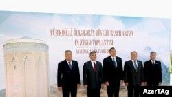 Дүйнө гезиттери Түрк тилдүү жумурияттардын Азербайжандагы саммити тууралуу да сөз кылышты