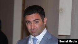 Президент Федерации бокса Армении Артур Геворкян