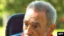 Fidel Castro (file photo)