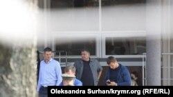 Арсен Аваков у «Борисполі» 7 вересня 2019 року