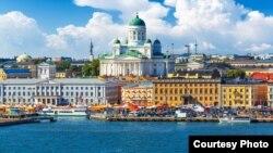 Финляндин коьрта шахьар - Хельсинки