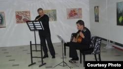 Христо Христовски и Страшо Темков.