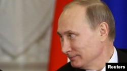 Rusiya prezidenti Vladimir Putin.