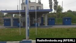 АЗС № 17 із чотирма надземними резервуарами для палива, Жмеринка