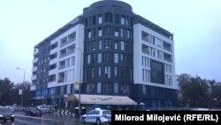 Zgrada u kojoj je smješten Jevjrejski kulturni centar u Banjaluci
