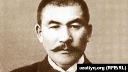 """Алихан Букейханов, лидер движения """"Алаш"""" и глава Национального совета."""