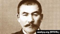 "Алихан Букейхан, один из лидеров движения ""Алаш""."